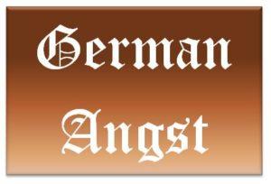 German Angst - Wenn Ängste und Angst vor der Zukunft plötzlich auftauchen, sollten wir nicht sofort aufspringen, sondern uns zuerst diese 3 Fragen stellen.